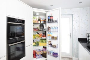 comparison between fridge and refrigerator