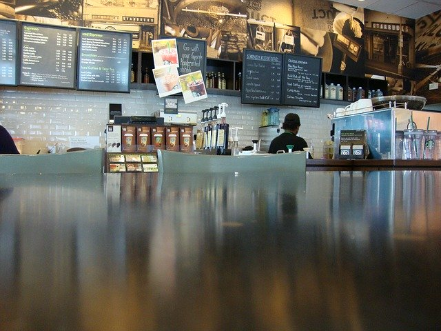 the espresso machine starbucks use