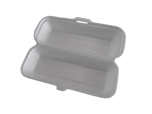 styrofoam plate