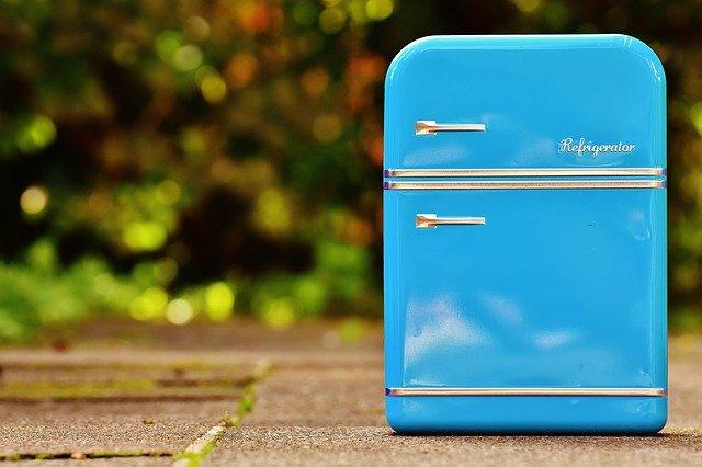 mini refrigerator wattage