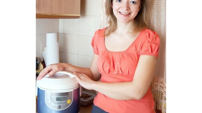 using crock pot from fridge