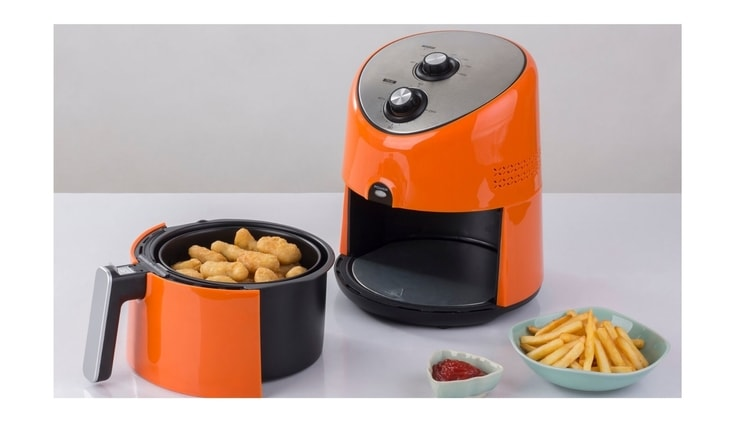 drawbacks of air fryer