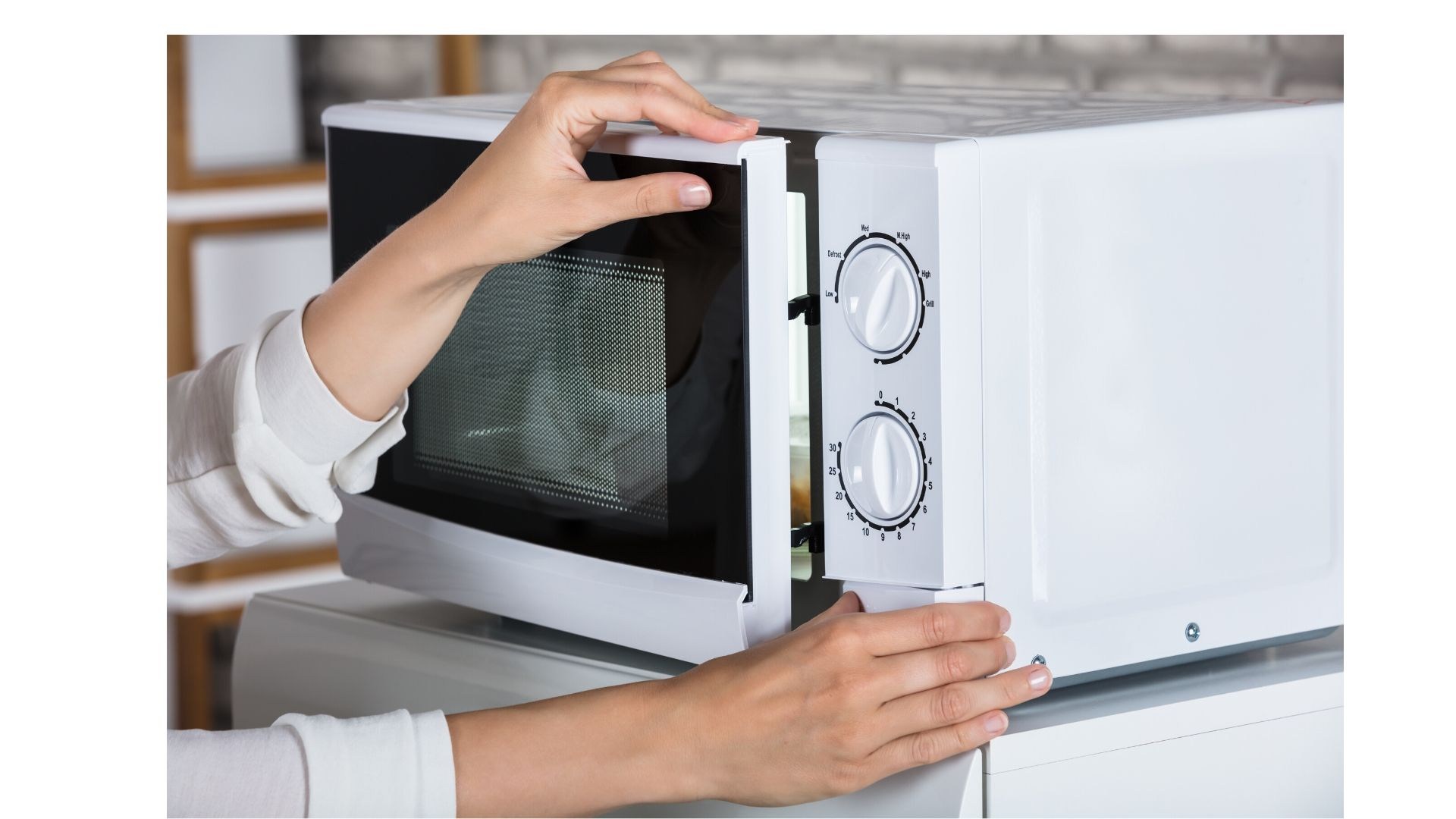 how to recycle a microwave