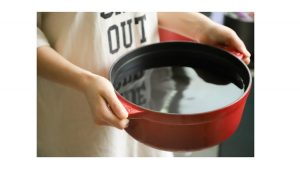 how to boil water in an instant po