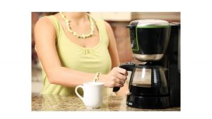 auto pour over coffee maker