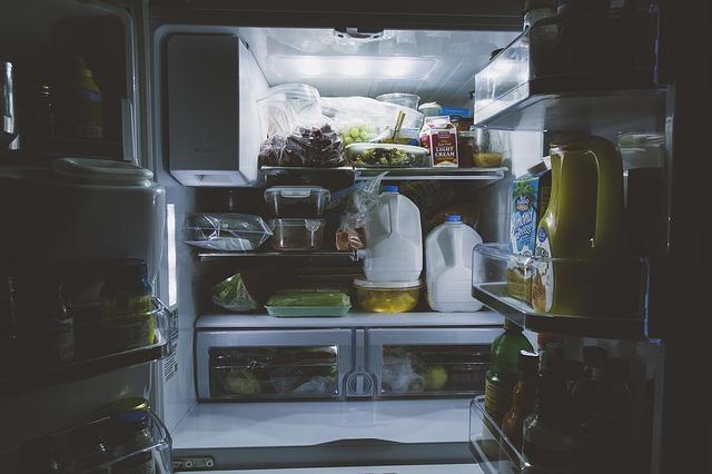 fridge compressor replacement