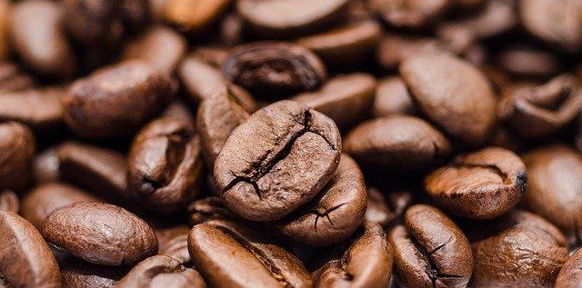 grinding coffee in a nutribullet