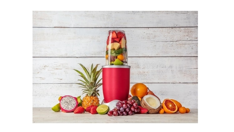 comparing nutribullet with magic bullet
