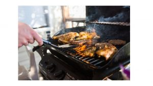 How to Put out a Propane Grill Fire